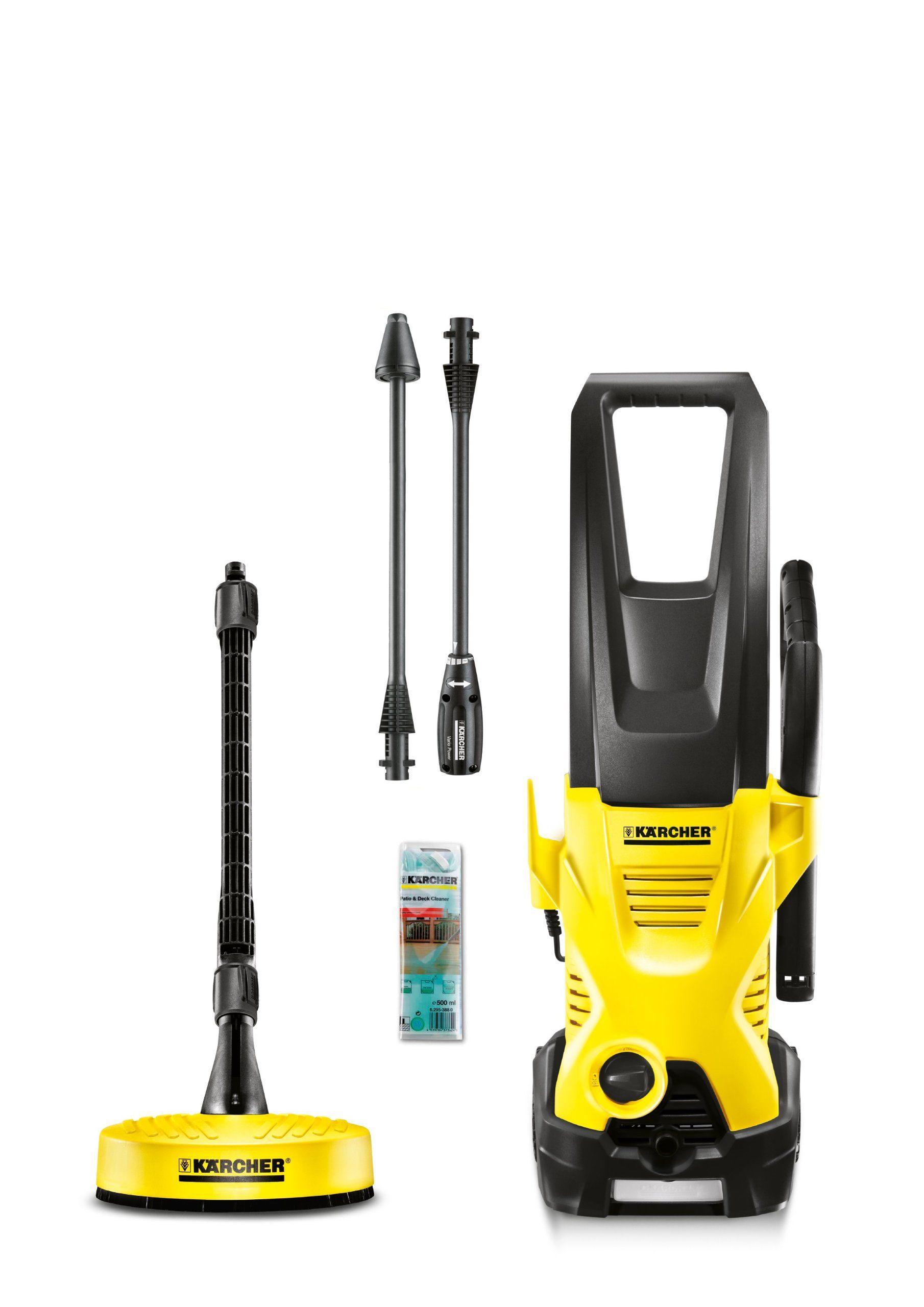 Karcher K2 Premium Home Air Cooled Pressure Washer Pressure Washer Cleaning Equipment Garden Power Tools