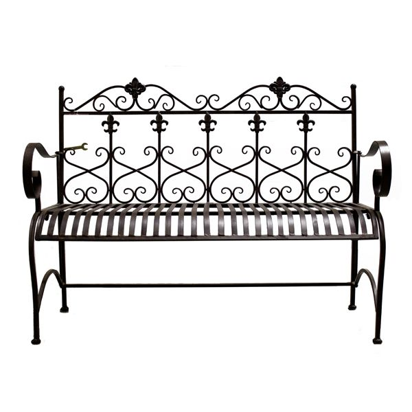 Accessoires de jardin Wrought iron, Iron and Iron work