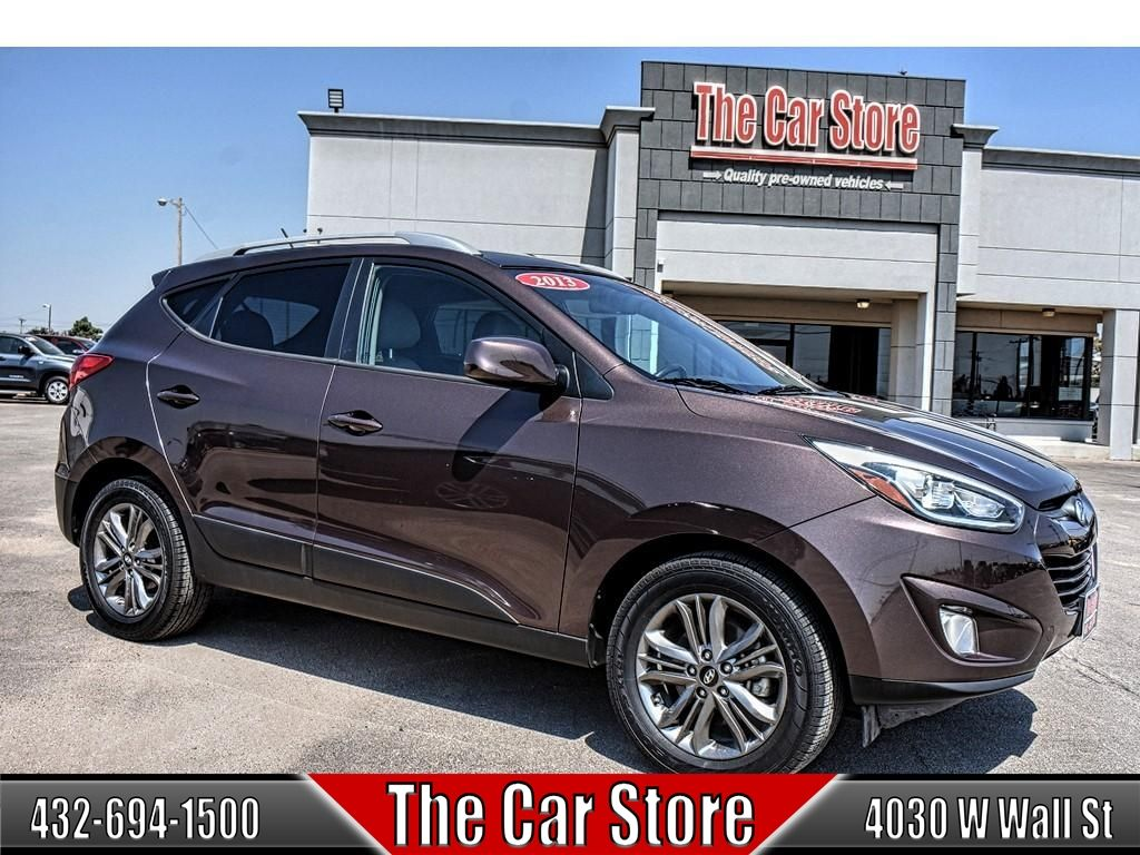 2013 Hyundai Tucson FWD 4dr Limited TheCarStore Midland