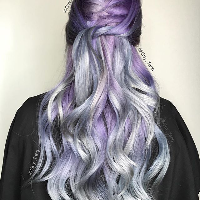 hello my HairBesties Mystique using combinations a of Jen VandenBos chromasil