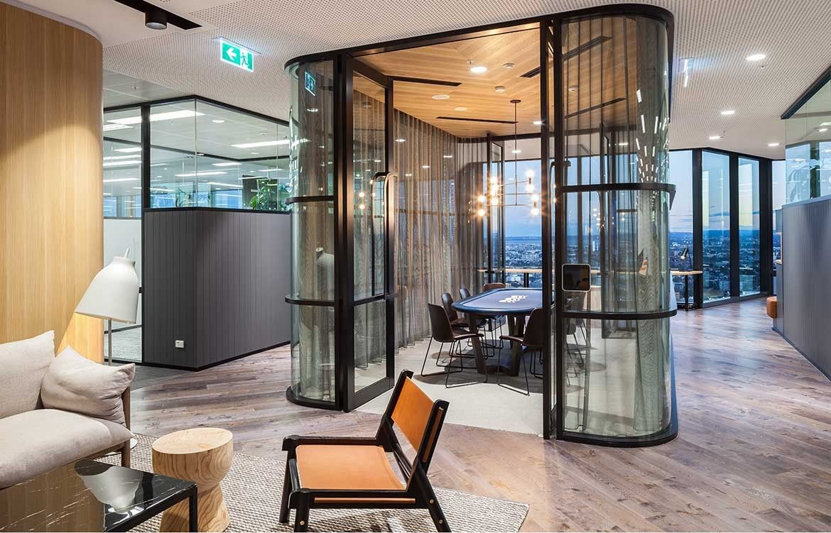 Can a Workplace Raise Your Game? | Interior design games ...