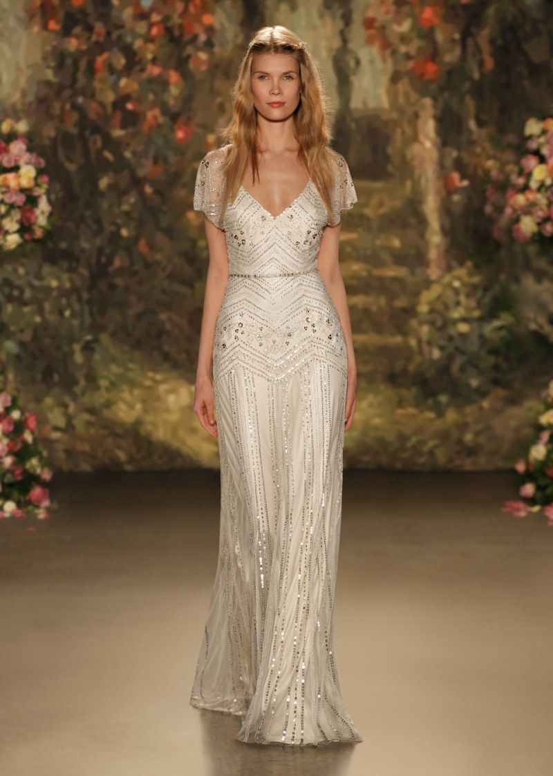 Jenny Packham – The 2016 Collection for Brides | Pinterest ...