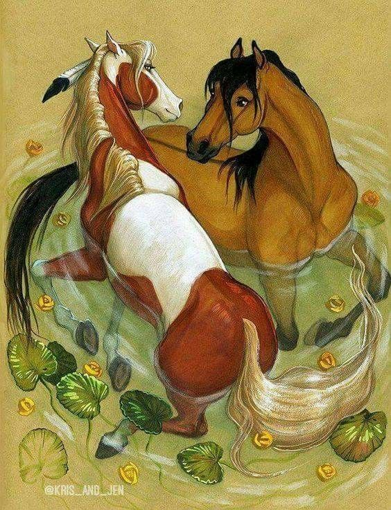 Pin By Allyson Prahl On Horses Spirit The Horse Horse Drawings