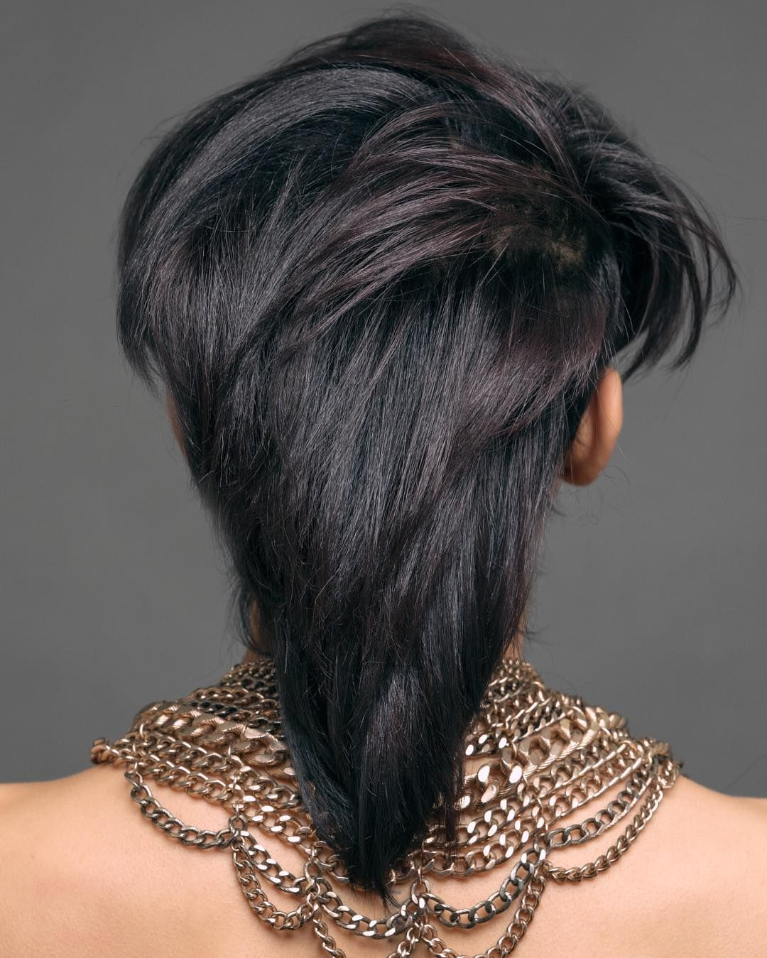 Image May Contain One Or More People Short Natural Hair Styles Thick Hair Styles Medium Hair Styles