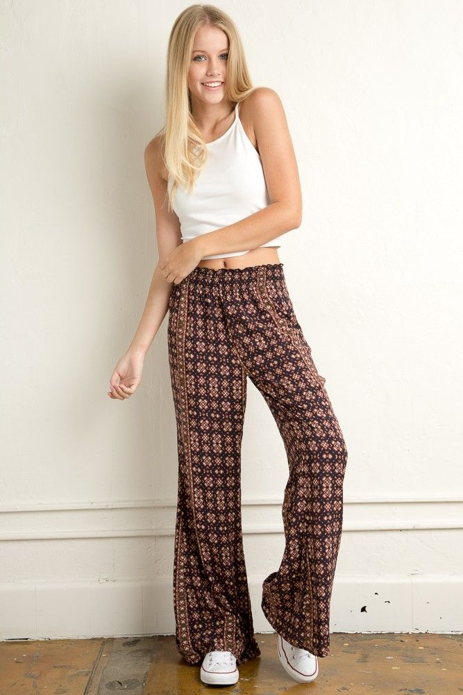 Brandy ♥ Melville | Alexah Pants - Clothing:it can be worn year round