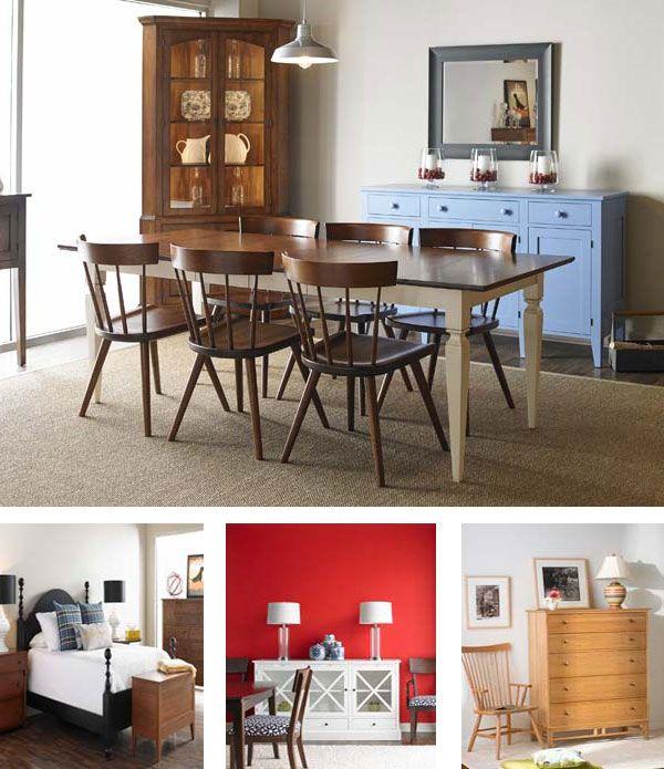 Beau American Made Furniture | Solid Wood Furniture Manufacturer | Gat Creek