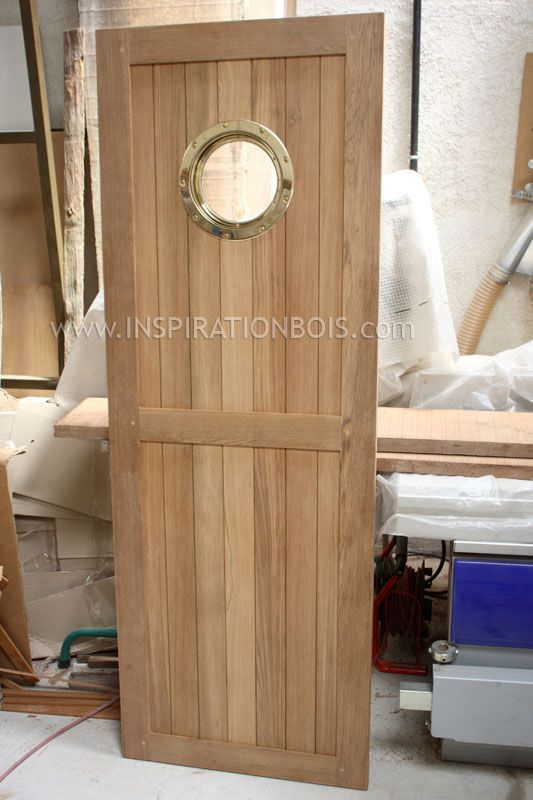 Porthole Window Tall Cabinet Storage Home Decor Pocket