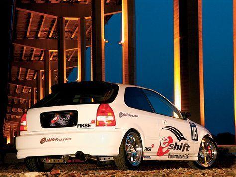 474 Horsepower 1997 Honda Civic Hatchback Civic Hatchback Honda Civic Hatchback Honda Civic