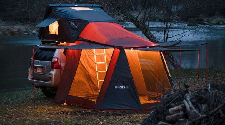 Skycamp Rooftop Tent Camping Roof Top Tent Truck Tent