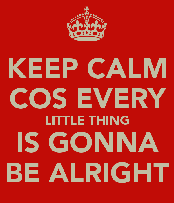 every little thing is gonna be alright - Google zoeken