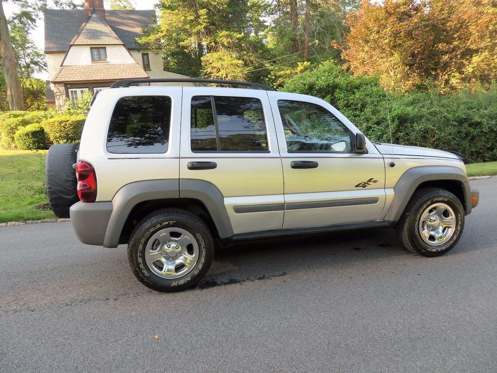 2005 Jeep Liberty Sport Jeep liberty, Jeep liberty sport