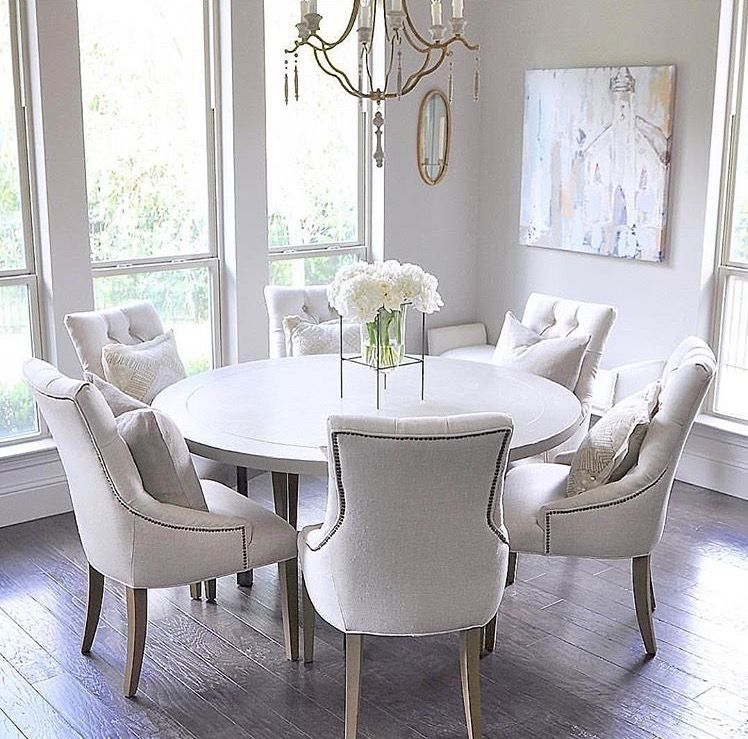 Casual Dining Table Decor: Pin By Kellen Deady On Dream Home Spaces
