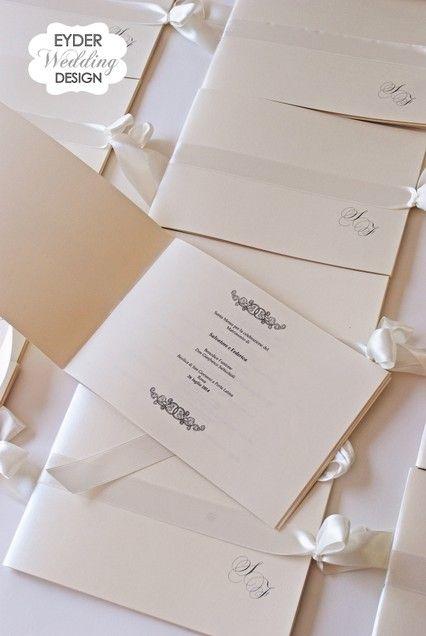 Libretto Messa Per Cerimonia Eyder Wedding Design Matrimonio Fai Da Te Idee Idee Per Matrimoni Biglietti Di Nozze