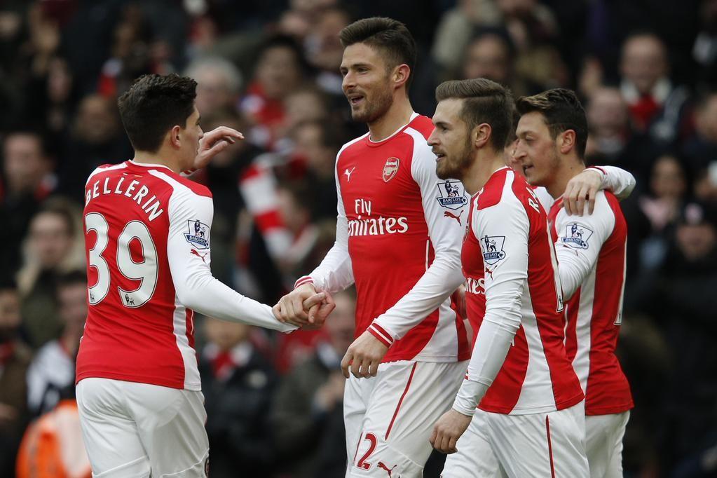 BBC Sport on Arsenal, Sports, Aston villa