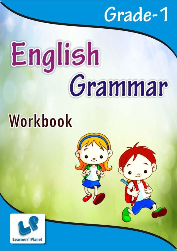 Grade-1-English Grammar-Worksheet Magazine - Buy, Subscribe ...