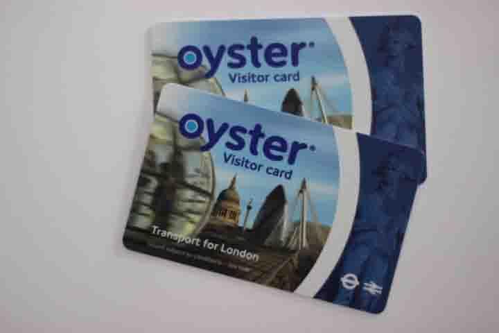 Oyster Card, une carte pour se déplacer à Londres de manière