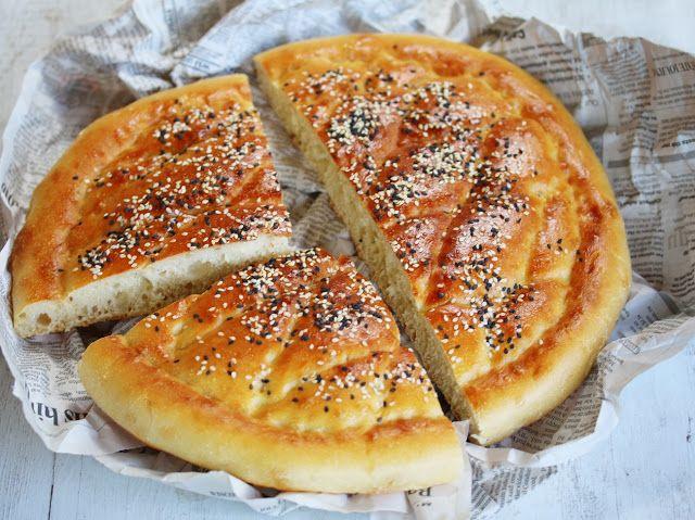 آشپزخانه کوچک من: نان روغنی اورمیه
