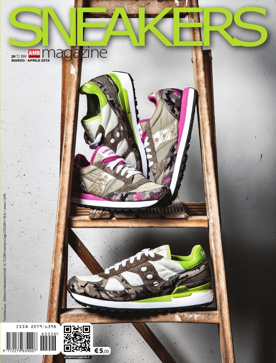 SNEAKERS magazine Issue 72 – Digital Edition | Vintage