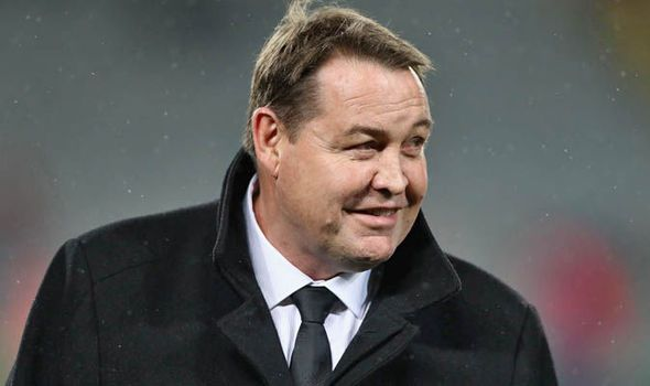 Lions Tour: All Blacks head coach Steve Hansen delighted to prove sceptics wrong