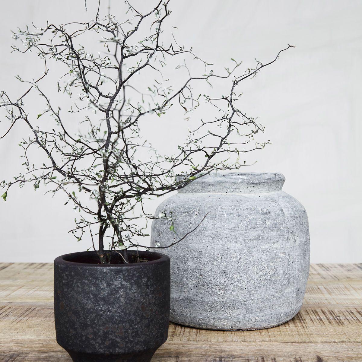 Photo of 'Rustik' Round Ceramic Planter