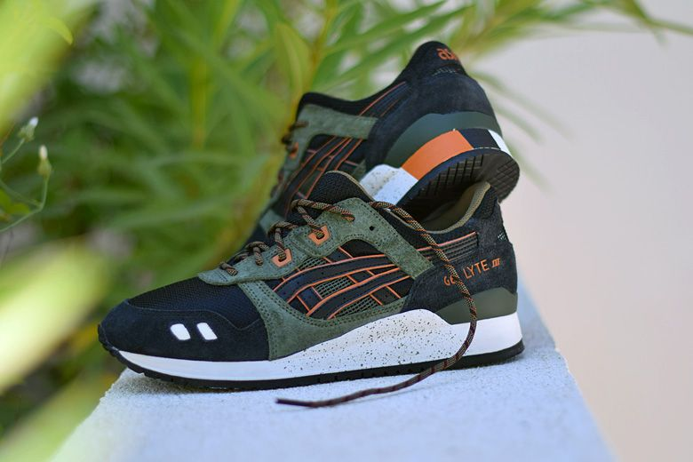 separation shoes 5001b 7373e Asics Gel Lyte 3 « Winter Trail » | Sneakers