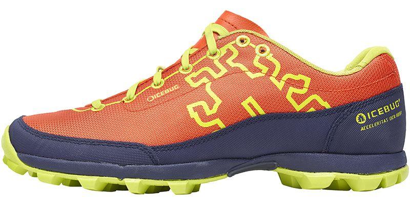 ainutlaatuinen muotoilu uusin kokoelma jaloilla kuvia Icebug Acceleritas OCR RB9X, herre | Trail Running Shoes ...