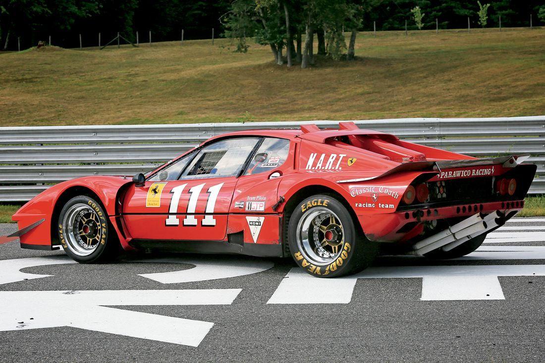 Born to Race Racing, Ferrari, Classic sports cars