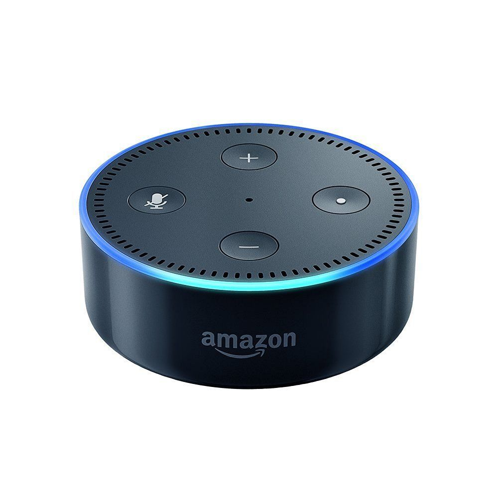 NEW SEALED 2nd Generation WITH ALEXA SMART ASSISTANT AMAZON ECHO DOT WHITE