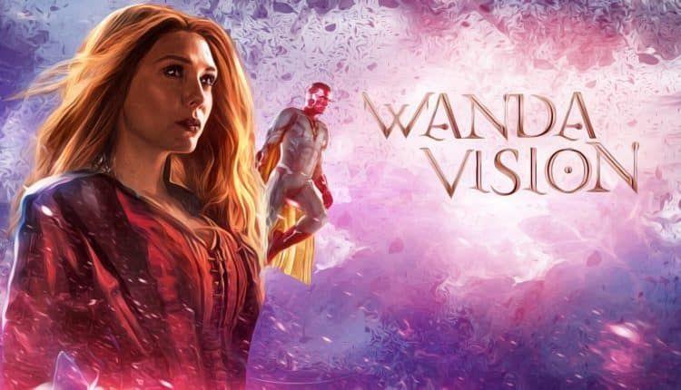 Elizabeth Olsen Responds To The Wandavision News From Disney Wanda And Vision Marvel Show Disney Marvel