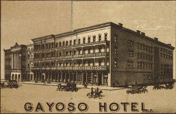 Hotel Gayoso Memphis hotels, Memphis, Hotel