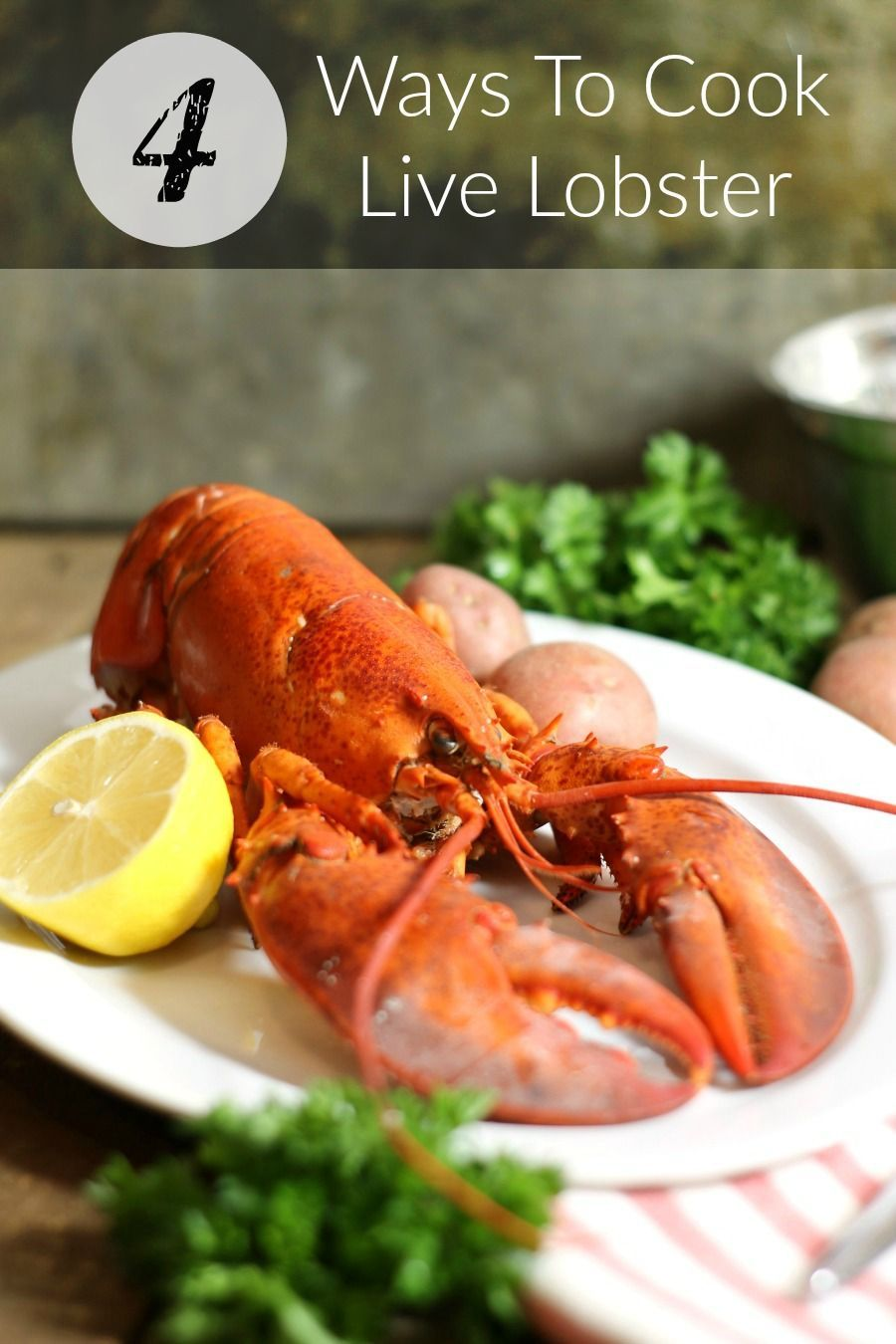 How To Cook Live Lobster images