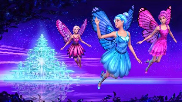 Butterfly Fairy Wallpaper And Her Butterfly Fairy