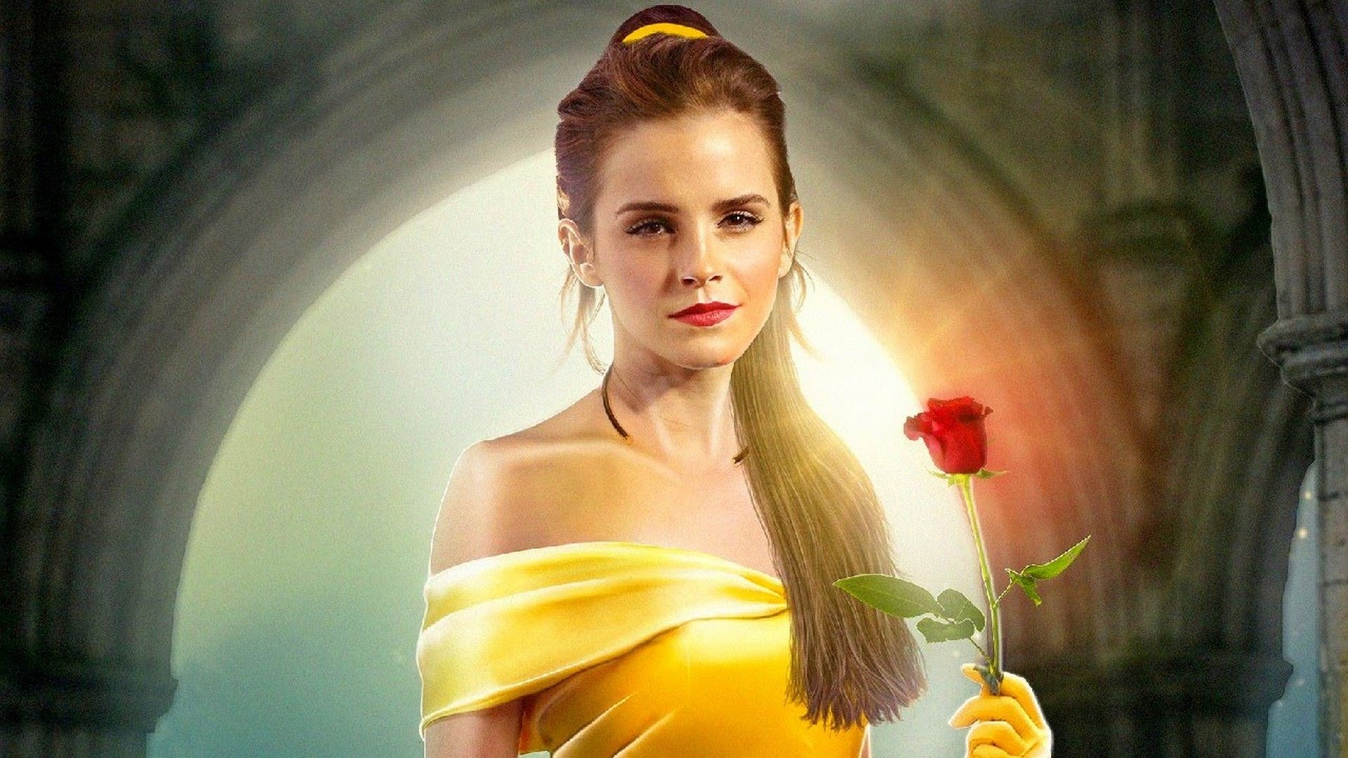 beauty and the beast wallpaper free | beauty and the beast