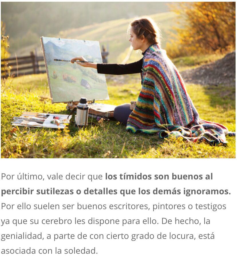 La inspiración surge cuando menos te lo esperas!... (Y si, a mi me gusta la soledad, me pongo nerviosa si me están viendo pintar!)
