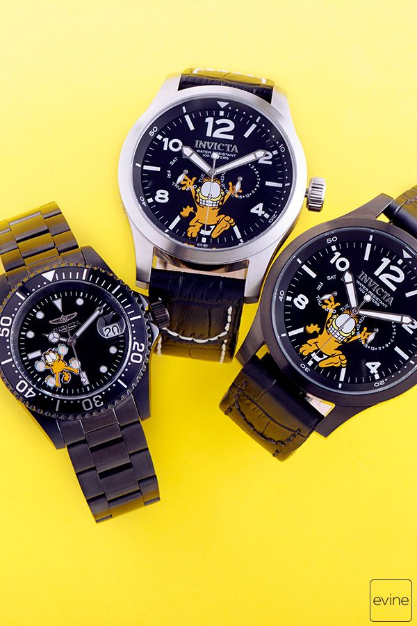 1876e1cd927 Invicta s classic collection with a classic character. It s like the Pro  Diver stepped out of