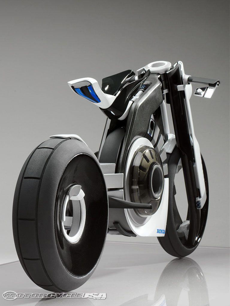 Honda Oree Electric Motorcycle