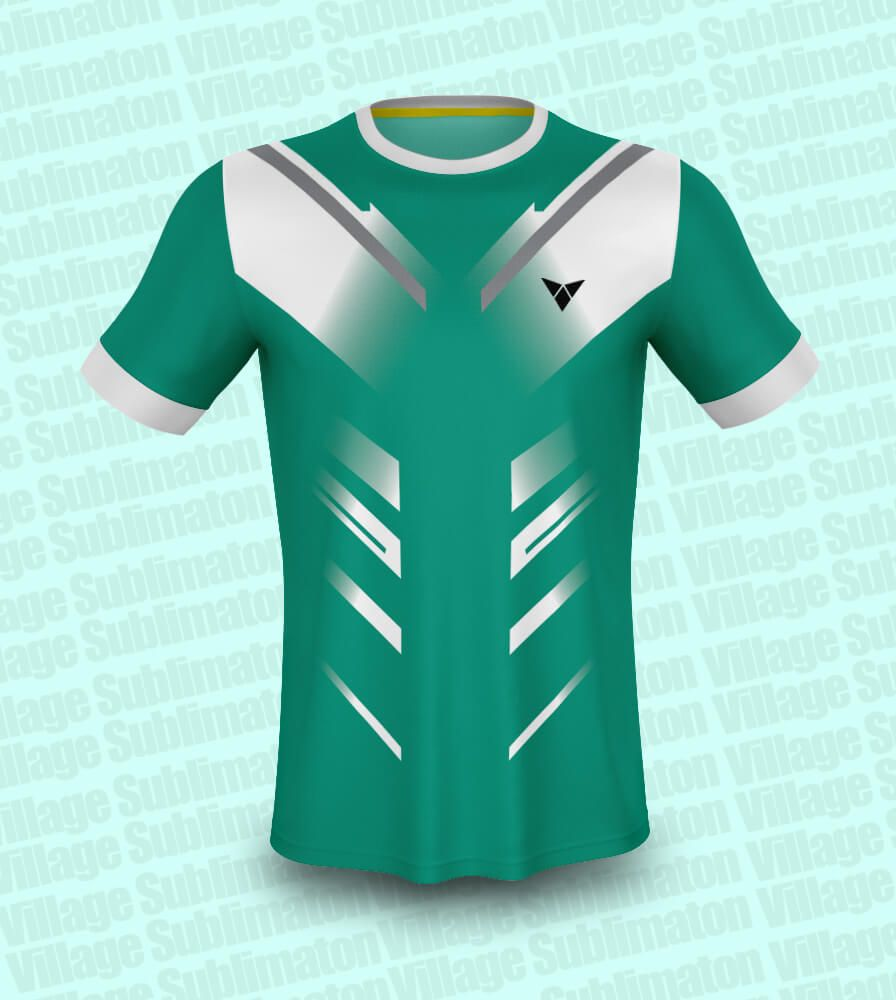 Download Hey Check This Green And White Table Tennis Jersey Design Rs 150 00 Https Buyjerseydesign Com Index Php Option Com J2s Jersey Design Table Tennis Jersey