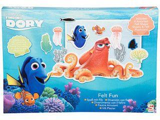 Disney Finding Dory Felt Fun Set Was £10.00 | Now £2.50 http://www.bucksme.com/product/disney-finding-dory-felt-fun-set/