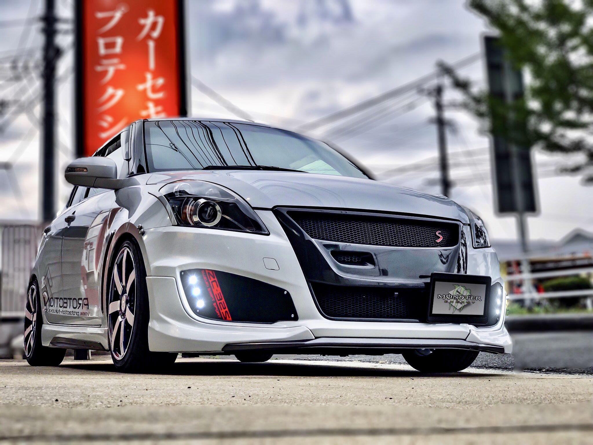 Photo of suzuki swift modified