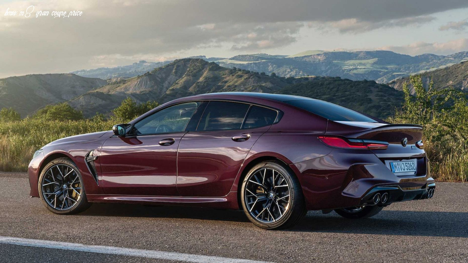 Bmw M8 Gran Coupe Price In 2020 Bmw Gran Coupe Coupe