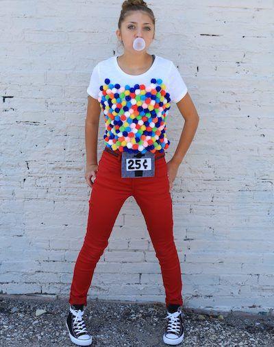 100 Cheap and Easy DIY Halloween Costume Ideas Easy diy halloween - ideas for easy halloween costumes