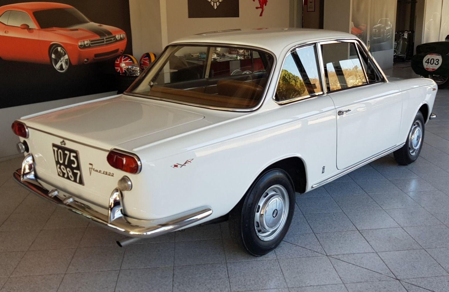 1966 Fiat 1500 Coupe Vignale  With Images