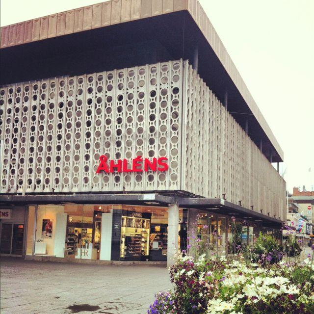uppsala shopping center