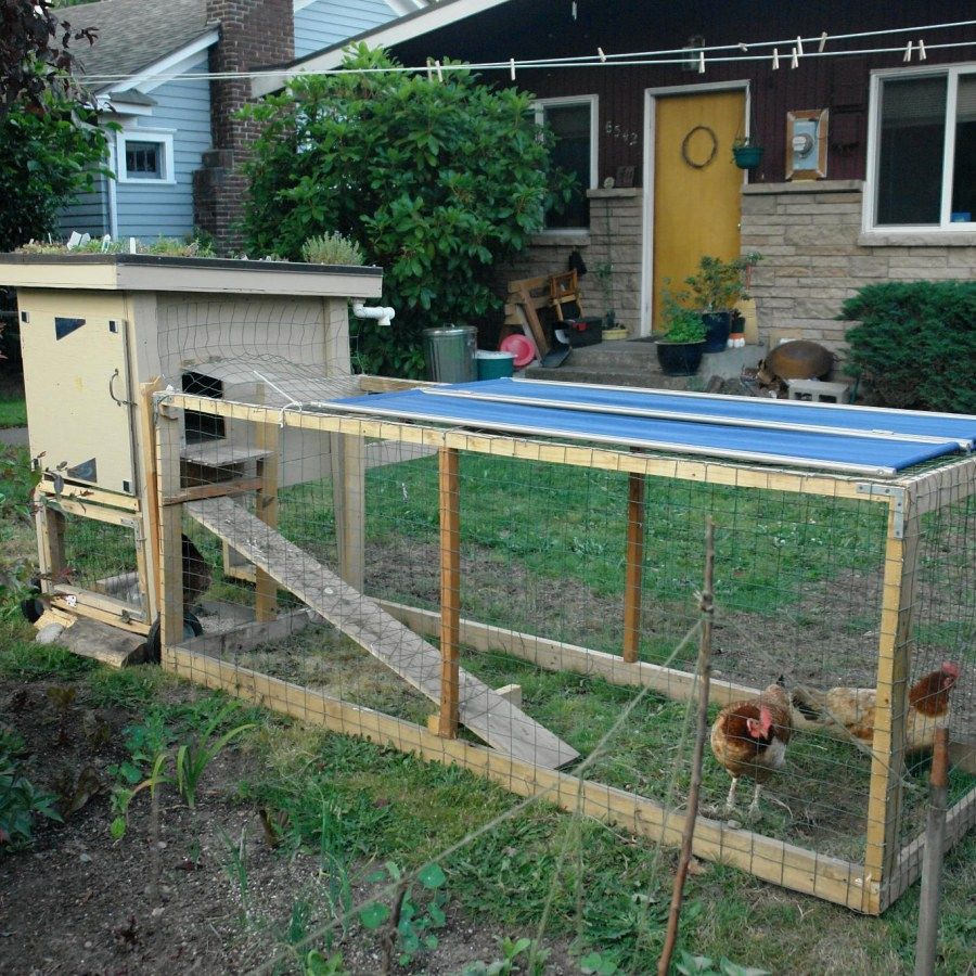 34 Free Chicken Coop Plans Ideas That You Can Build On: Creative Chicken Coop Designs You Can Consider For The