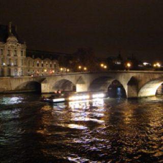 Le Pont Royal, Paris. Where I got engaged.