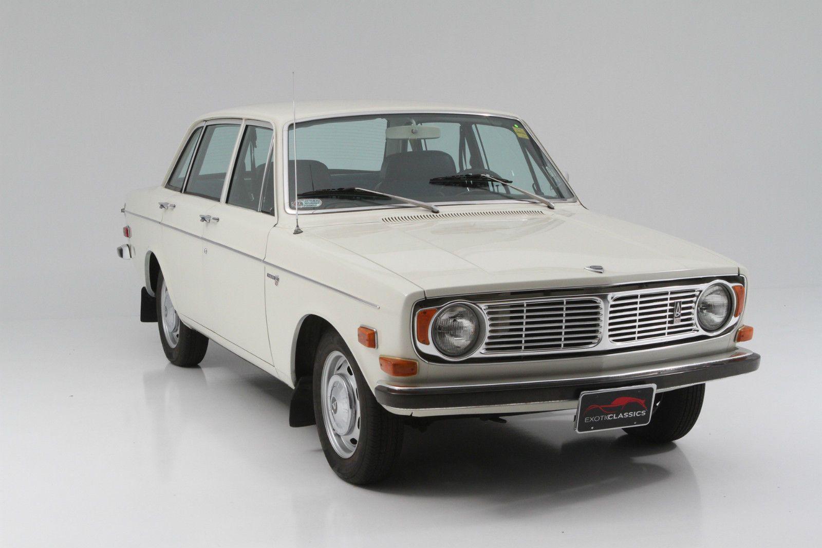 1970 Volvo 144 Sedan Volvo Volvo Cars Sedan