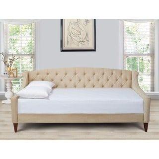 Shop for Jennifer Taylor Lucy Upholstered Sofa Bed Get free