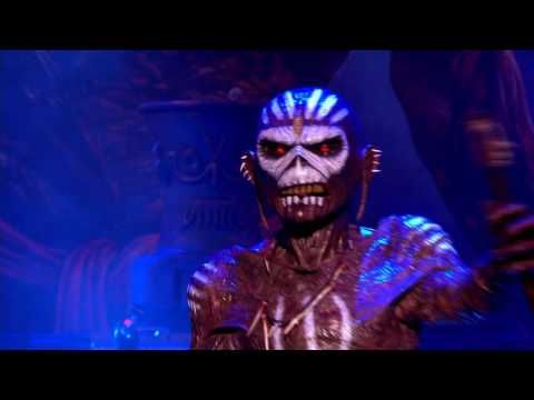 IRON MAIDEN - THE BOOK OF SOULS WORLD TOUR - YouTube