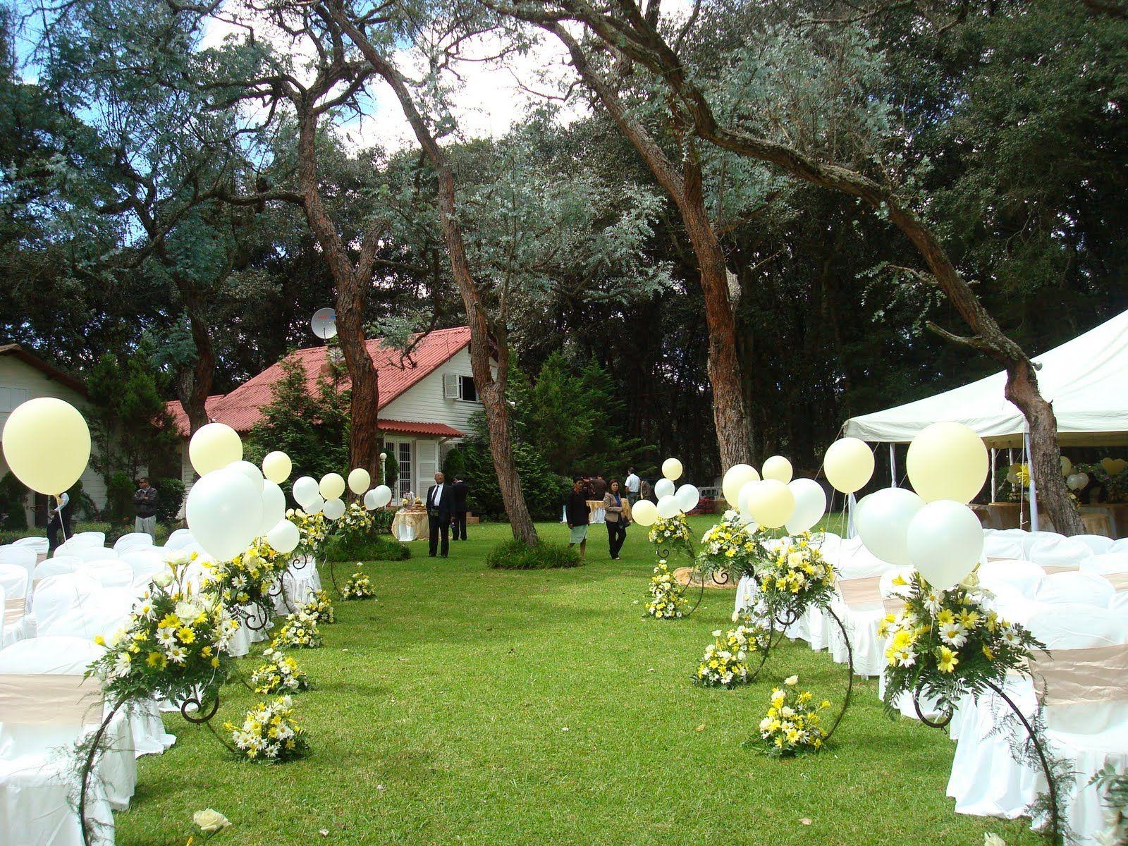 jardines para bodas guatemala centros de mesa para boda