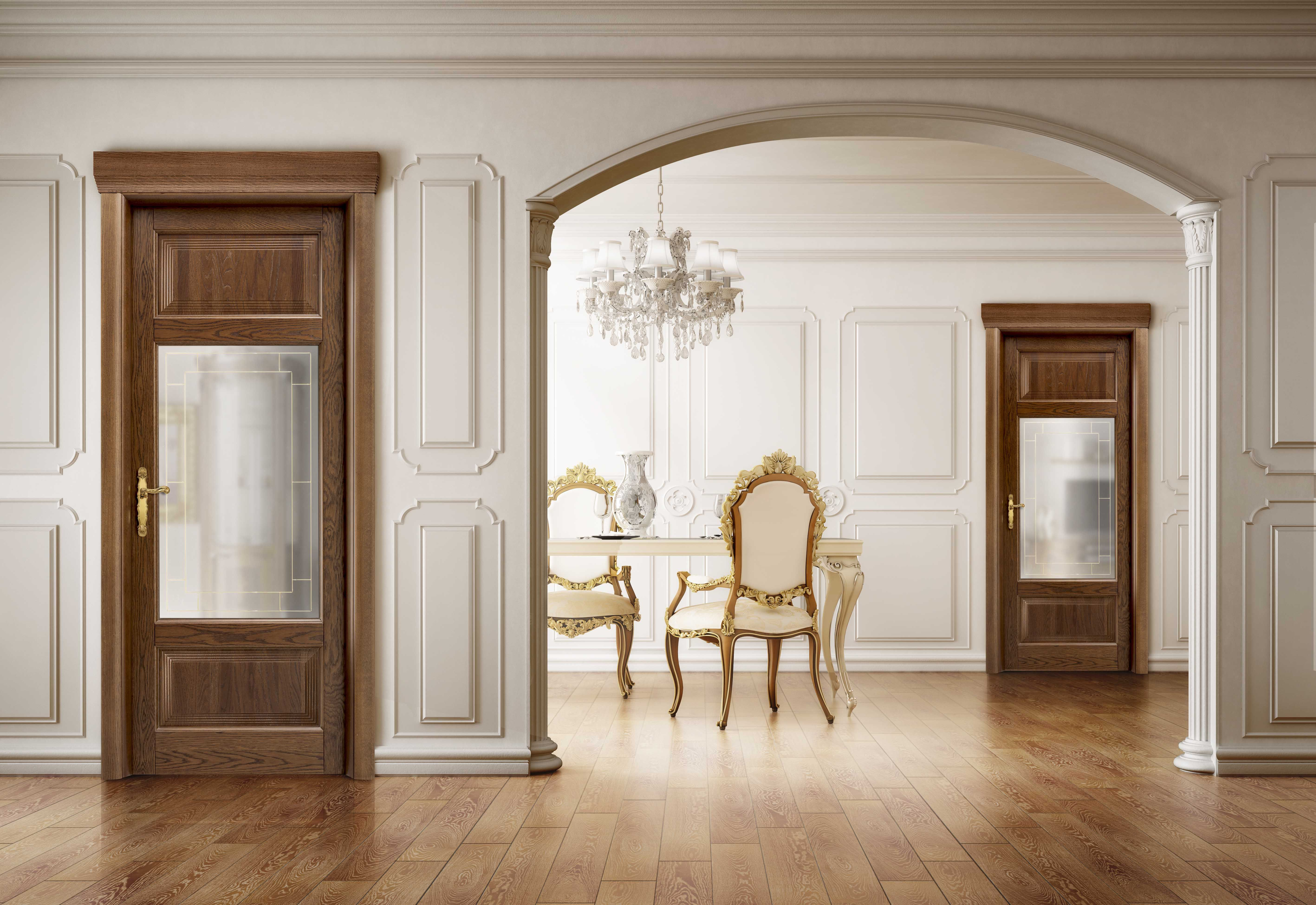 Hopera Romagnoli Porte - solid wood doors & Hopera Romagnoli Porte - solid wood doors | Luxury Prestige doors ...